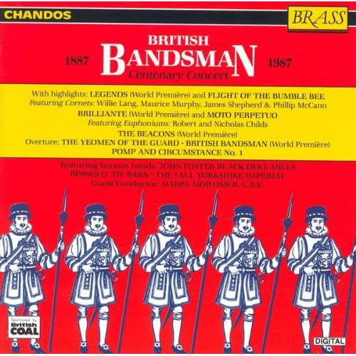 "5 Military Marches, Op. 39, ""Pomp and Circumstance"" (arr. for brass band): Military March No. 1 in D major, Op. 39, ""Pomp and Circumstance"" (arr. for brass band)"