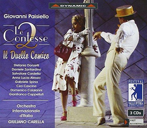 Le due contesse - Il duello comi