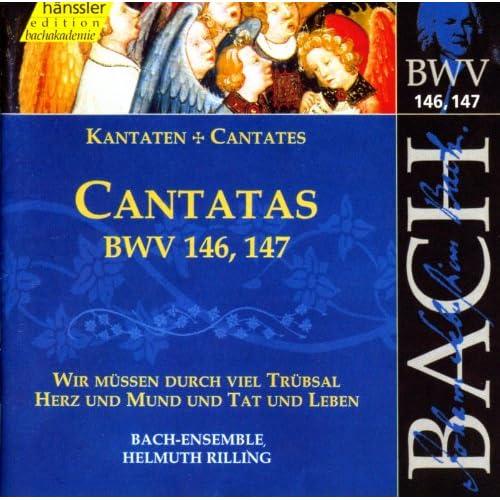 Bach, J.S.: Cantatas, Bwv 146-147