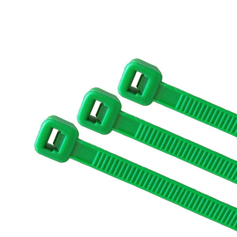 100 x Kabelbinder 4,8x200mm farbig, Farbe:braun: Amazon.de: Baumarkt