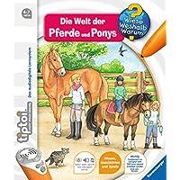 Ravensburger tiptoi Band 13 - Die Welt der Pferde und Ponys