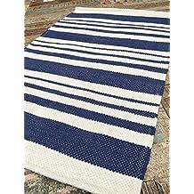 Teppich blau weiß gestreift  Suchergebnis auf Amazon.de für: teppich blau weiß gestreift - Mit ...