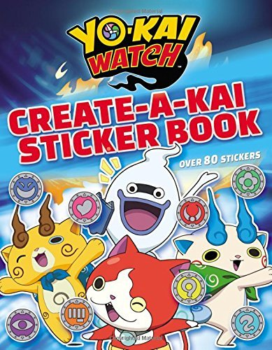 YO-KAI WATCH: Create-a-kai Sticker Book by Yo-Kai Watch (2016-09-06)