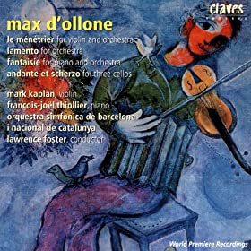 Max D'Ollone/ Orchestral Music