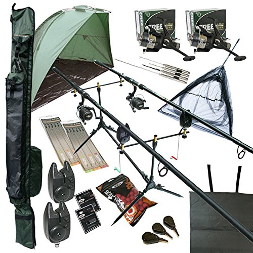 OAKWOOD Carp fishing Set Up With...