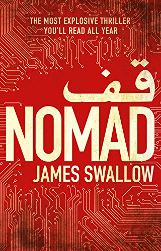 Nomad (The Marc Dane series) by James Swallow