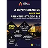 A Comprehensive Guide for RRB NTPC, Group D, ALP & Others Exams 2019 English Printed Edition (NTPC Special)