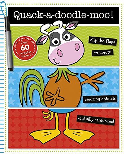Quack A Doodle Moo (Mix & Match Books)