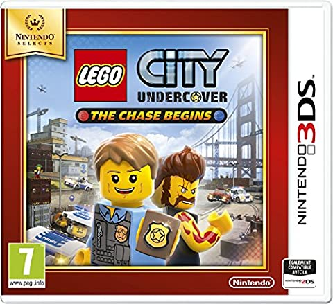 Lego City : Undercover - The Chase Begins - Nintendo