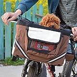 Kaxima Haustier Rucksack Gehen Sie für Eine Reise Pack Ein Fahrradkorb