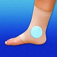 Silipos Knöchel-Bandage, One Size, Gel-Polsterung vorne und hinten preisvergleich bei billige-tabletten.eu