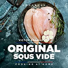 Original Sous Vide. Cooking at home: cookbook (English Edition)