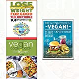 but i could never go vegan!, vegan cookbook for beginners and lose weight for good: the diet bible 3 books collection set - new vegan diet essential recipes,101 lasting weight loss ideas for success