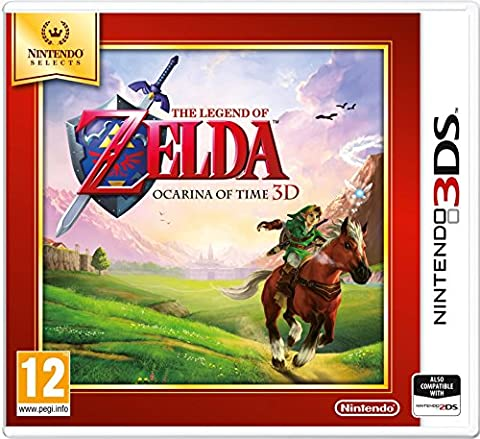 Nintendo Selects The Legend of Zelda: Ocarina of Time (Nintendo 3DS)
