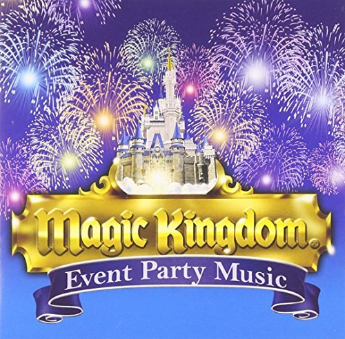 Event Party Music CD by Disney (Theme Park-events)