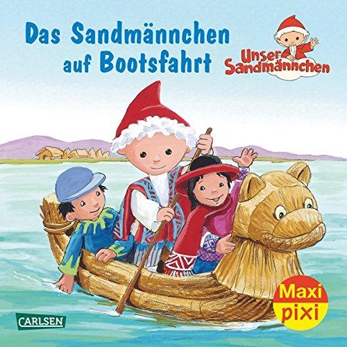 Maxi-Pixi Nr. 188: Das Sandmännchen auf Bootsfahrt