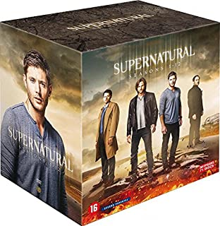 Supernatural - Intégrale saisons 1 à 12 (B079VRTX3Q) | Amazon price tracker / tracking, Amazon price history charts, Amazon price watches, Amazon price drop alerts