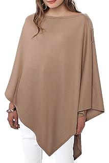 The Cashmere Choice Damen Umhang Poncho