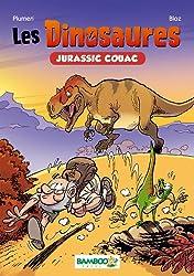Les Dinosaures en BD: Jurrasic Couac