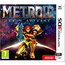 Metroid Samus Returns Jeu 3DS
