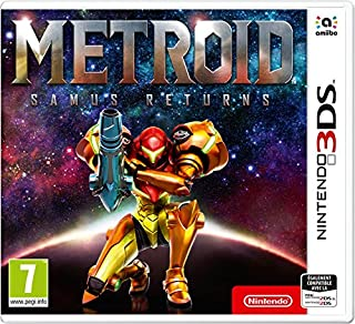 Metroid: Samus Return (B073CV8QJG)   Amazon Products