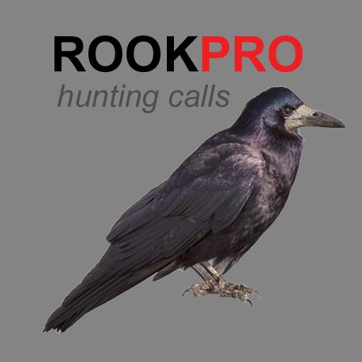 REAL Rook Hunting Calls - 10 REAL Rook CALLS & Rook Sounds! - ROOK e-Caller - (ad free) BLUETOOTH COMPATIBLE - Primos E-predator Call