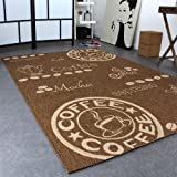 Paco Home In- & Outdoor Teppich Modern Flachgewebe Sisal Optik Coffee Braun Beige Töne, Grösse:120×170 cm - 2