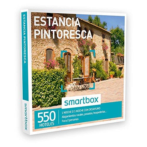 SMARTBOX - Caja Regalo - ESTANCIA PINTORESCA - 550 casas rurales con encanto, posadas, masías, hospederías, haciendas…