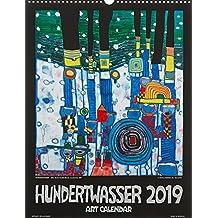 Hundertwasser Art Calendar 2019