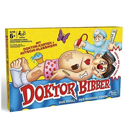 Hasbro-Spiele-B2176398-Dr-Bibber-Kinderspiel