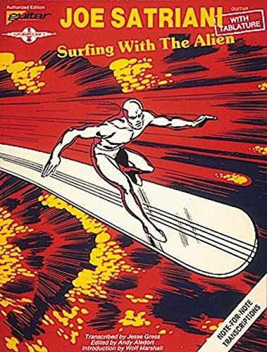 Joe satriani - surfing with the alien guitare (Play It Like It Is)