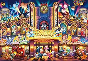 Tenyo Japan Jigsaw Puzzle D-1000-410 Disney Mickey Dream Theater (1000 Pieces) (japan import)