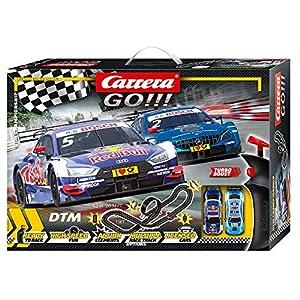 Carrera- Go DTM Championship Circuito Completo de Coches, Multicolor (Stadlbauer 20062503)