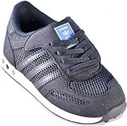 Adidas - Adidas LA TRAINER CF I bambino nero - Nero, 21