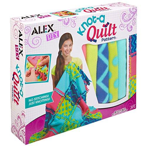 Alex 553010-5 - Knüpfe Eine Decke - Muster -