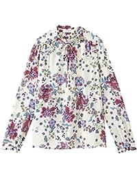 Promod Bluse mit floralem Print