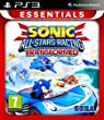Sonic and All Stars Racing Transformed: Essentials (PS3)