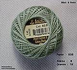 10 gr. Perlgarn Farbe: 858, Stärke 8, Fabrikat: Anchor, Hardanger