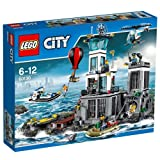 LEGO 60130 City Police Prison Island - Multi-Coloured