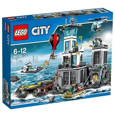 LEGO City 60130 - Polizeiquartier auf der