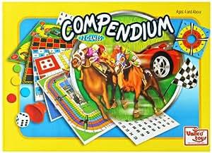 United Toys Compendium 12 Games, Multi Color
