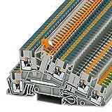 PHOENIX CONTACT Installationsschutzleiterklemme PTI 2,5-PE/L/NTB, 50 Stück, 3213955