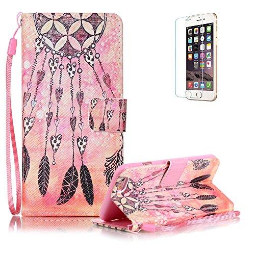 custodia-iphone-6-iphone-6s-in-pellefunyye-amore-acchiappasogni-disegni-elegante-libro-portafoglio-c
