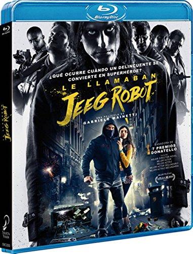 Le Llamaban Jeeg Robot [Blu-ray] 61UmKobKCKL