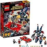 LEGO - 76077 - Marvel Super Heroes - Iron Man : L'attaque de detroit Steel