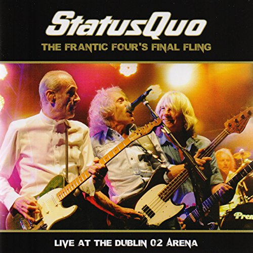 Status Quo - The Frantic Four's Final Fling/Live At The Dublin O2 Arena  (+ CD) [Blu-ray] Status Versand