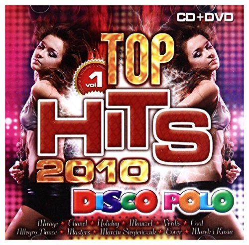 Top Hits Disco Polo 2010 vol. 1 [CD]+[DVD] by Effect