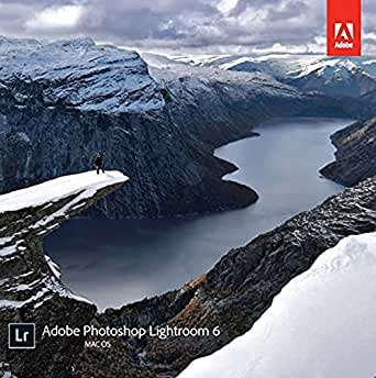 Adobe Photoshop Lightroom 6 | Mac | Téléchargement