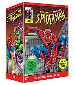 New Spiderman - Die komplette Sammlung [10 DVDs]