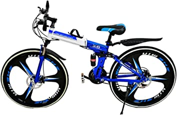 21 Gear Folding Cycle